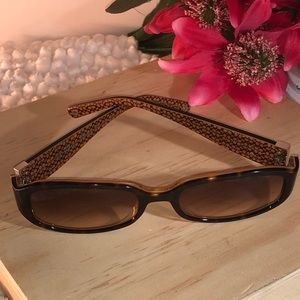 Coach Accessories - Coach ~ Lindsay ~ sunglasses with Case